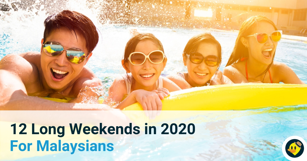 12 Long Weekends in 2019 for Malaysians Featured Image
